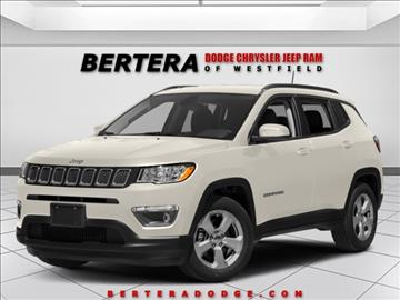 2017 Jeep Compass for sale in Westfield, MA
