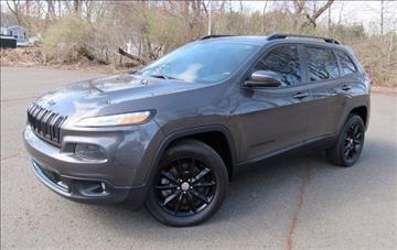 2014 Jeep Cherokee for sale in Westfield, MA