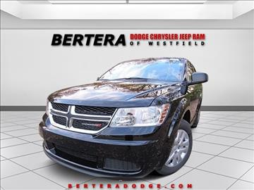 2017 Dodge Journey for sale in Westfield, MA