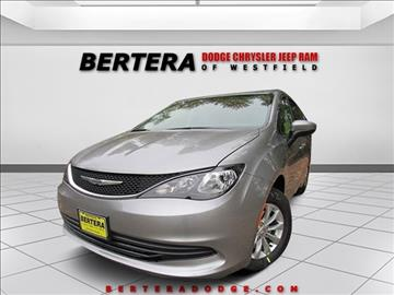 2017 Chrysler Pacifica for sale in Westfield, MA
