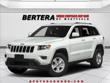 2017 Jeep Grand Cherokee for sale in Westfield, MA