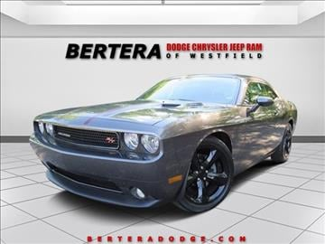 2014 Dodge Challenger for sale in Westfield, MA