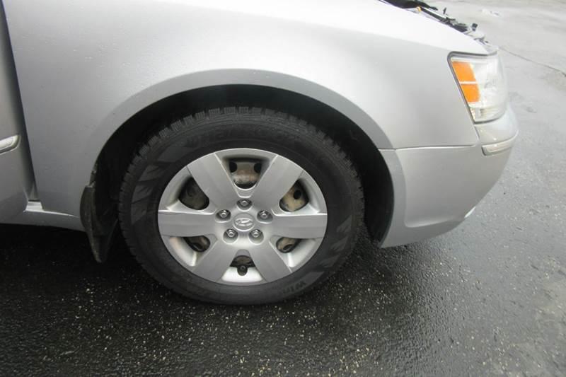 2009 Hyundai Sonata GLS V6 -  - Michigan City IN