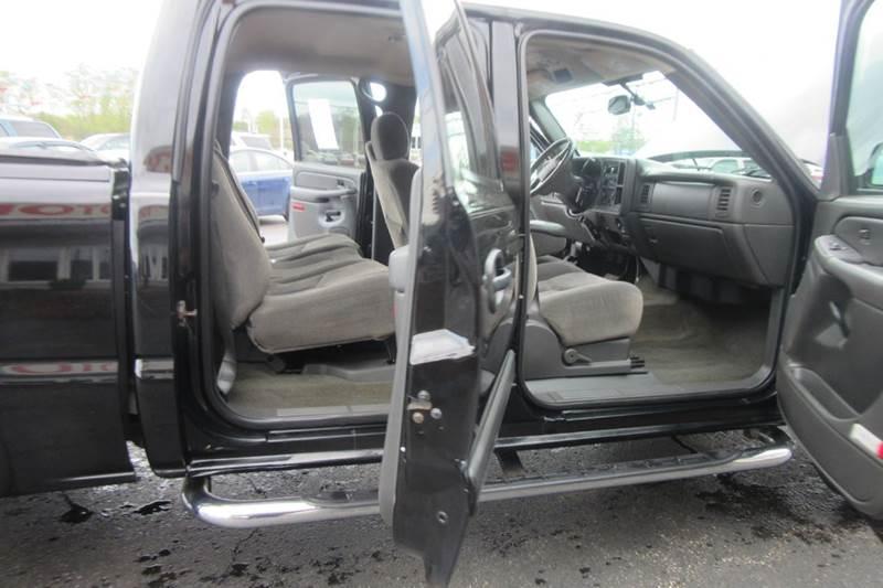 2007 Chevrolet Silverado 1500 Classic LT1 Crew Cab Z71 4x4 -  $369.51 /month - Michigan City IN