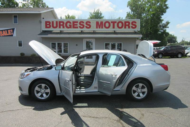 2013 Chevrolet Malibu LS - $88 down payment - $254.77 /month - Michigan City IN