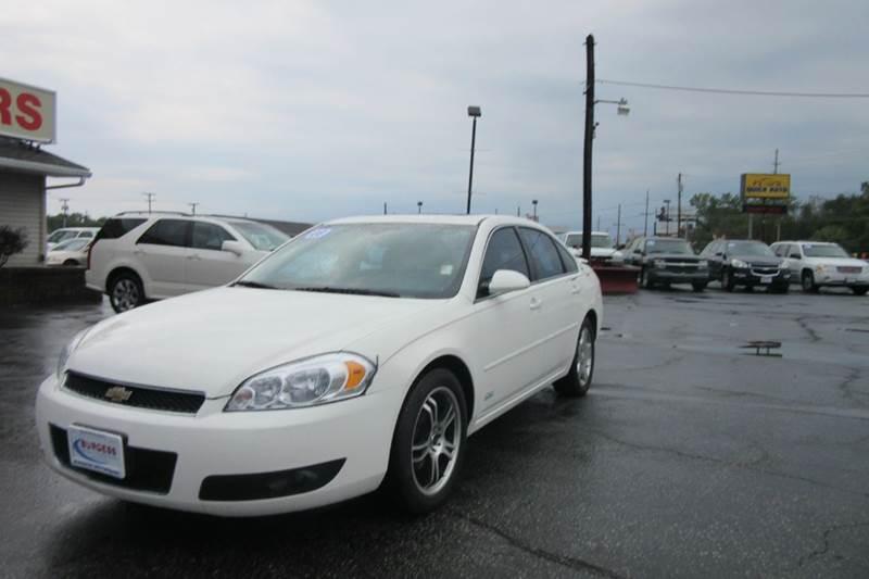 2008 Chevrolet Impala SS - Super Sport  - $256.93 per month - $88 Down  - Michigan City IN