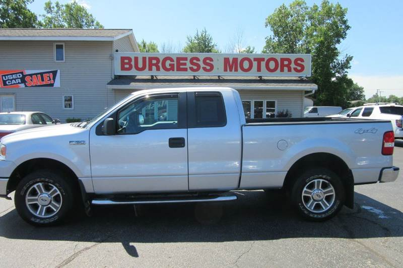 ford f 150 xlt 4dr supercab 4x4 month 88 down payment. Cars Review. Best American Auto & Cars Review