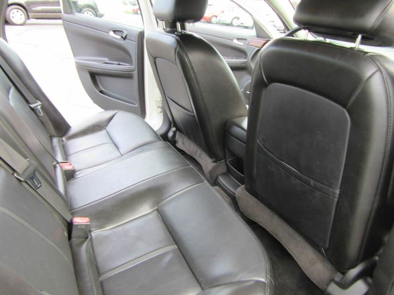 2009 Chevrolet Impala LS - Black Leather - $88 down - $200.41 per month  - Michigan City IN