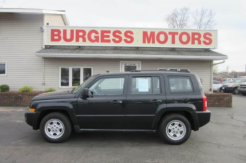 2008 Jeep Patriot Sport 4x4  -  - Michigan City IN