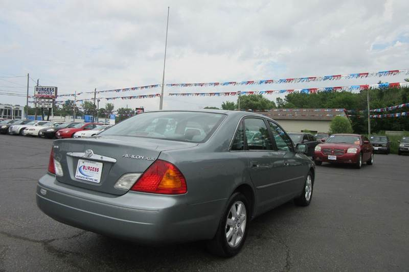 2000 Toyota Avalon XLS - extra clean - smooth ride - 219-879-0231 - Michigan City IN