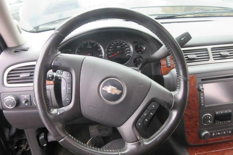 2007 Chevrolet Avalanche LTZ 1500 4dr Crew Cab 4WD SB - Michigan City IN