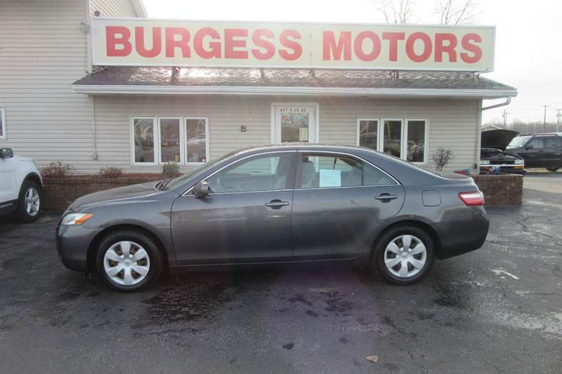 2007 Toyota Camry Le Per Month 88 Down In