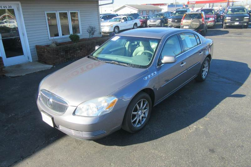 2007 Buick Lucerne CXL  Heated leather & Sun Roof - $239 /Month  - Michigan City IN