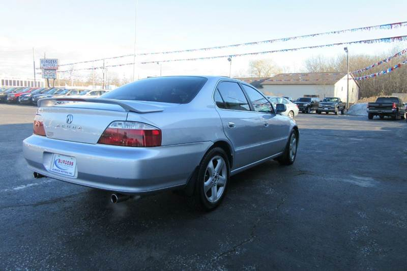 2002 Acura TL 3.2 ----> $157.32  /month  - Michigan City IN