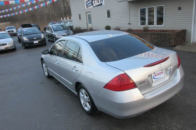 2006 Honda Accord EX leather - On-Line Financing Approvals -  - Michigan City IN