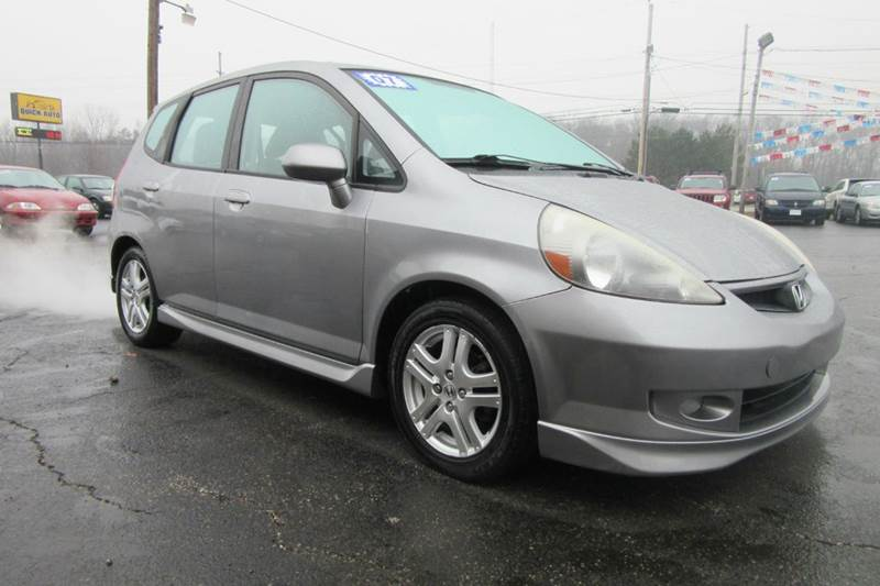 2007 Honda Fit Sport - $172.15 /month - Apply On-Line $88 down  - Michigan City IN