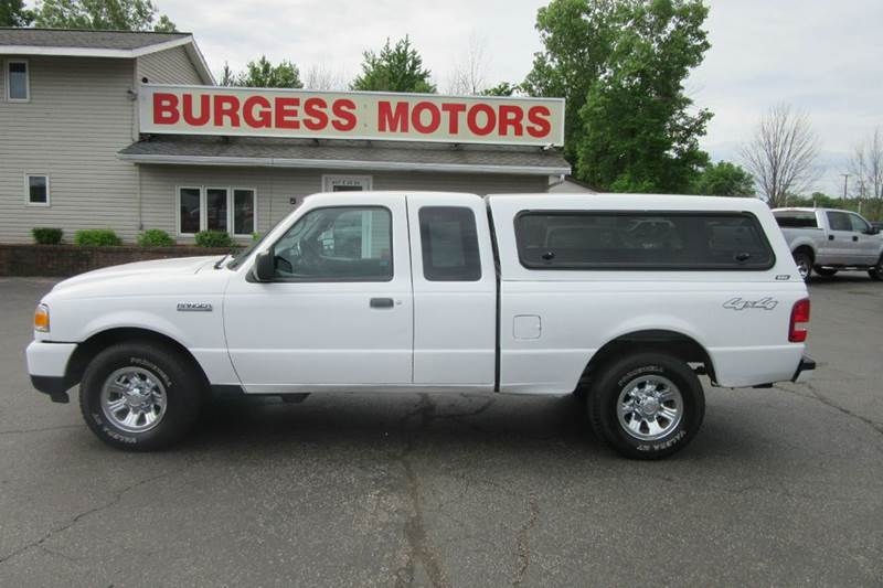 2011 ford ranger xlt 4x4 supercab in michigan city in. Black Bedroom Furniture Sets. Home Design Ideas