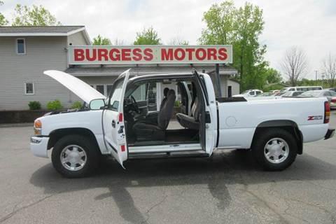 2005 GMC Sierra 1500 for sale in Michigan City, IN
