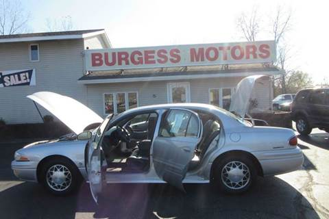 2002 Buick LeSabre for sale in Michigan City, IN