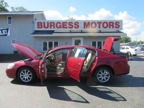 2008 Buick Lucerne for sale in Michigan City, IN