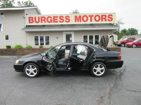 2001 Acura TL for sale in Michigan City, IN