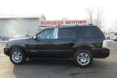 2007 mercury mountaineer for sale. Black Bedroom Furniture Sets. Home Design Ideas