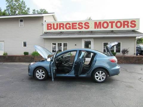 2010 Mazda MAZDA3 for sale in Michigan City, IN