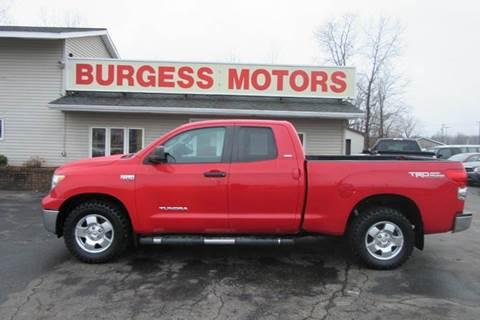 2008 Toyota Tundra for sale in Michigan City, IN