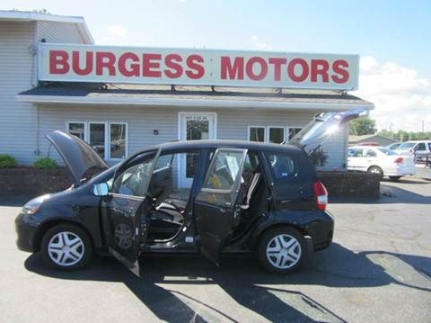 2007 Honda Fit for sale in Michigan City, IN