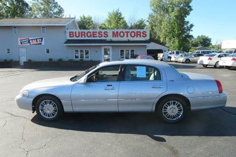 2006 Lincoln Town Car for sale in Michigan City, IN