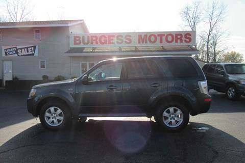 2009 Mercury Mariner for sale in Michigan City, IN