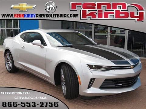 2017 Chevrolet Camaro for sale in Gettysburg, PA