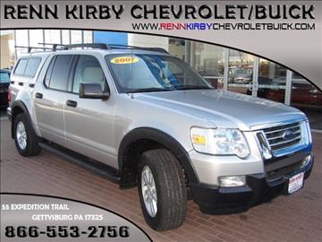 2007 Ford Explorer Sport Trac for sale in Gettysburg, PA