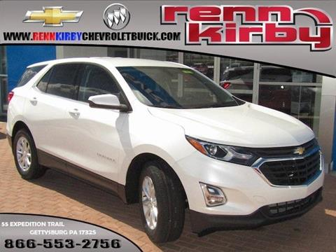2018 Chevrolet Equinox for sale in Gettysburg, PA