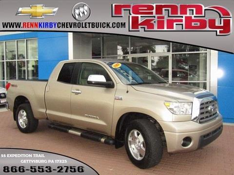 2007 Toyota Tundra for sale in Gettysburg, PA