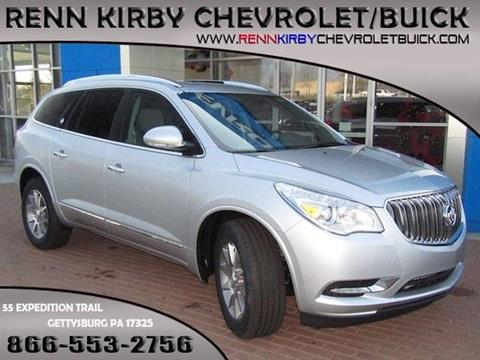 2017 Buick Enclave for sale in Gettysburg, PA