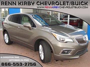 2017 Buick Envision for sale in Gettysburg, PA