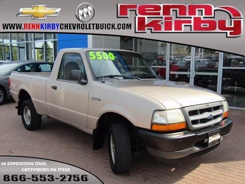 1998 Ford Ranger for sale in Gettysburg, PA