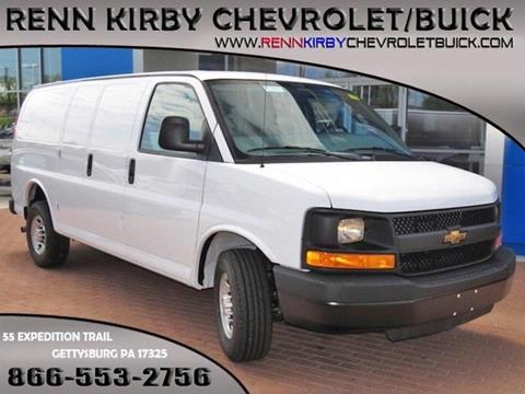 2016 Chevrolet Express Cargo for sale in Gettysburg, PA