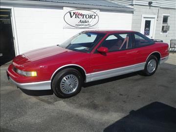 1988 Oldsmobile Cutlass Supreme For Sale Columbia, SC ...