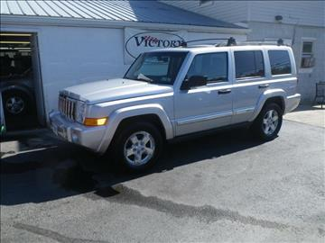 2006 Jeep Commander for sale in Lewistown, PA