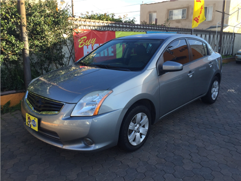 2012 Nissan Sentra for sale in Huntington Park, CA