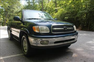 2000 Toyota Tundra for sale in Greenville, SC