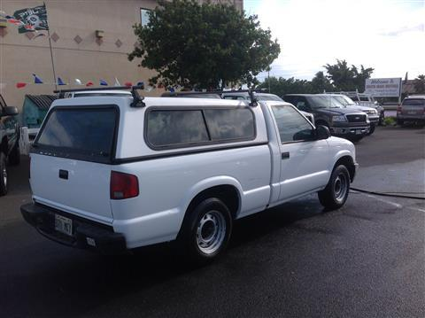 2003 Chevrolet S-10