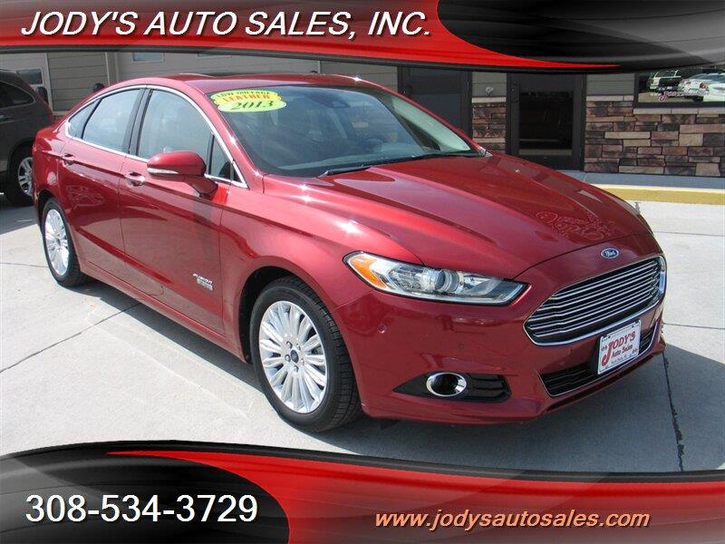 2013 ford fusion transmission types