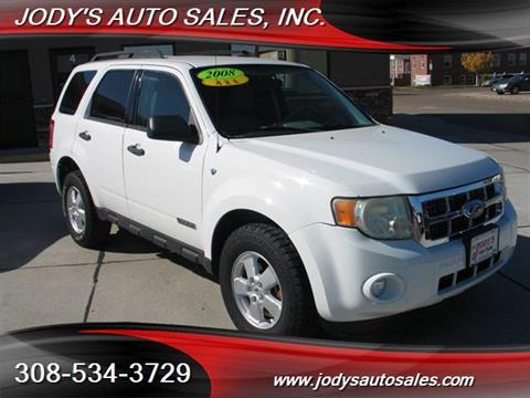 2008 Ford Escape for sale in North Platte, NE