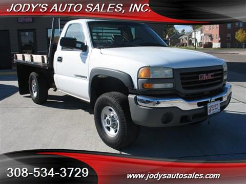 2003 GMC Sierra 2500 for sale in North Platte, NE
