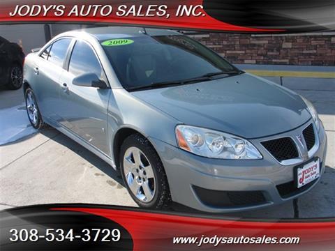 2009 Pontiac G6 for sale in North Platte, NE