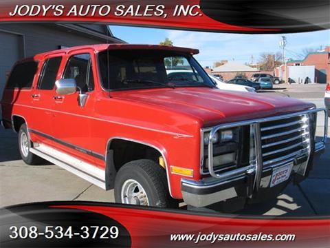 1991 GMC Suburban for sale in North Platte, NE