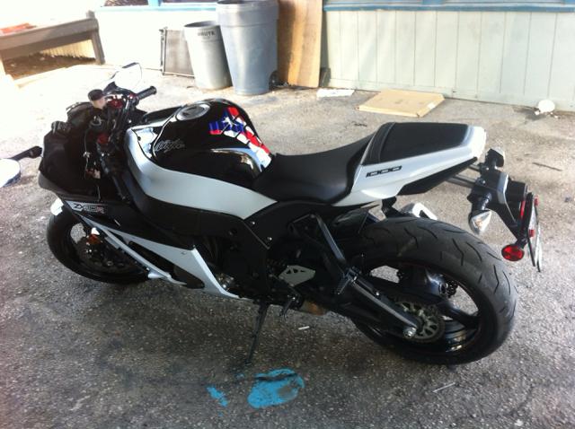 2013 Kawasaki Ninja ZX-10R